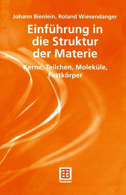 Einführung in die Struktur der Materie als Buch
