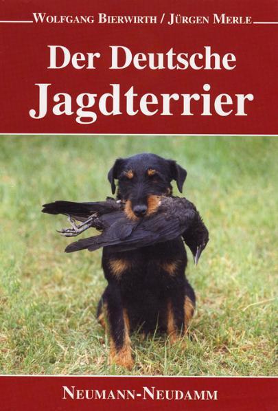 Der deutsche Jagdterrier als Buch