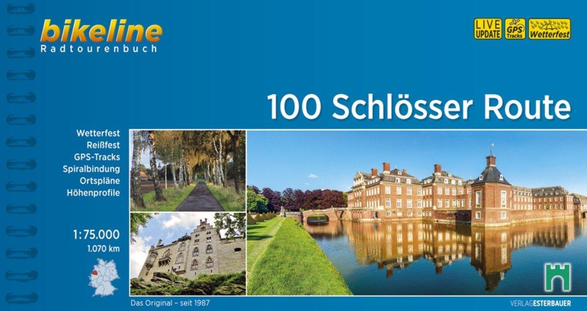Bikeline 100 Schlösser Route als Buch