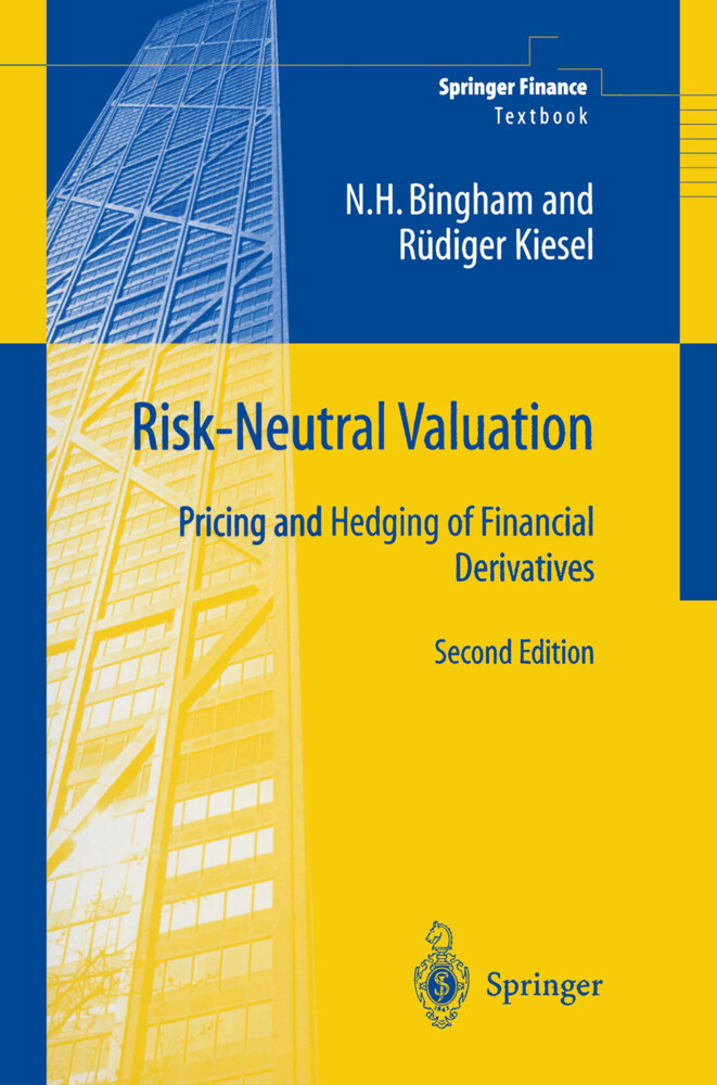 Risk-Neutral Valuation als Buch