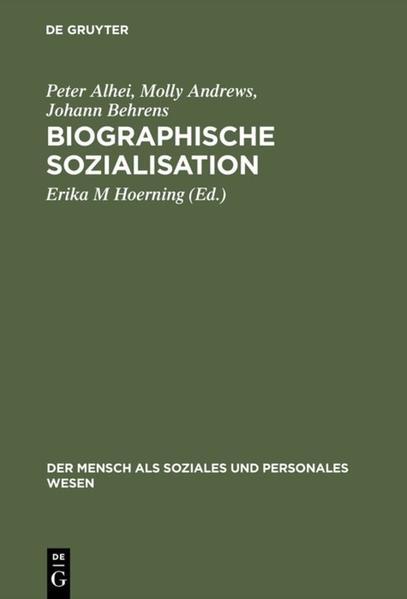 Biographische Sozialisation als Buch