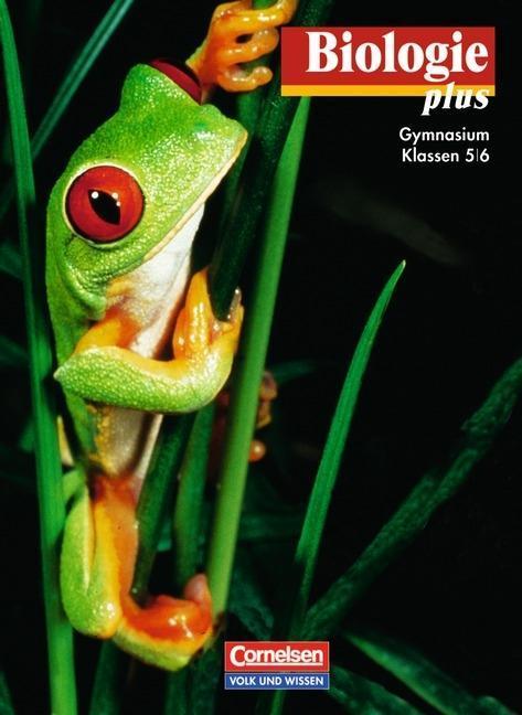 Biologie plus 5/6. Lehrbuch. Gymnasium als Buch