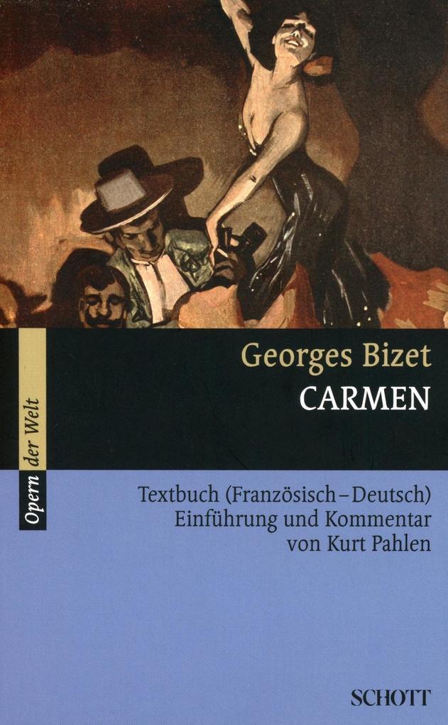 Carmen als Buch