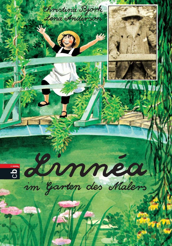 Linnea im Garten des Malers als Buch