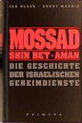 Mossad, Shin Bet, Aman als Buch