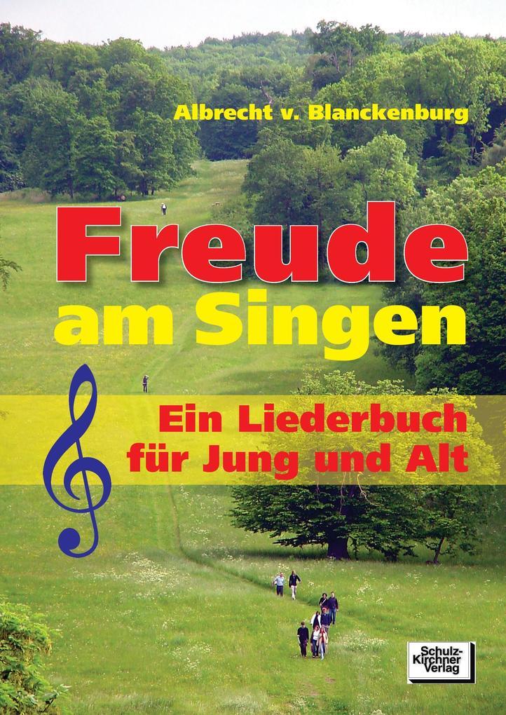 Freude am Singen als Buch