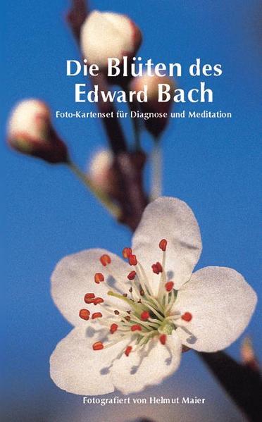 Die Blüten des Edward Bach als Buch
