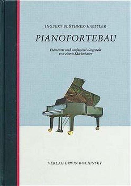 Pianofortebau als Buch