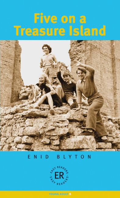 Five on a Treasure Island als Buch