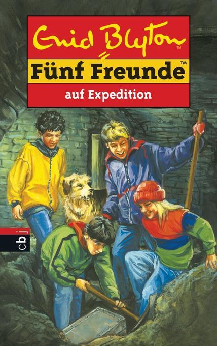Fünf Freunde 30. Fünf Freunde auf Expedition als Buch