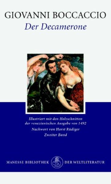 Das Decamerone 2 als Buch