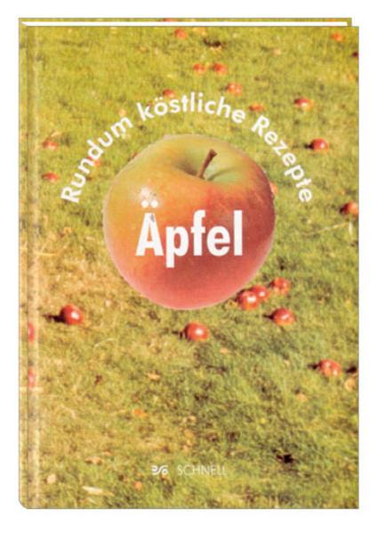 Äpfel als Buch