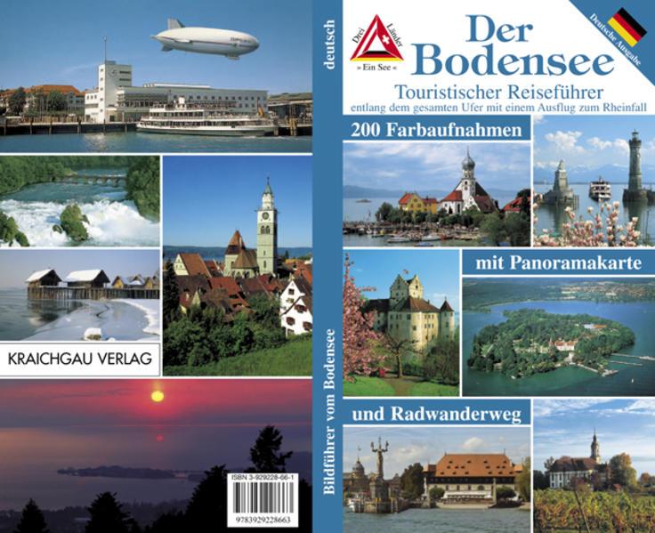 Der Bodensee als Buch