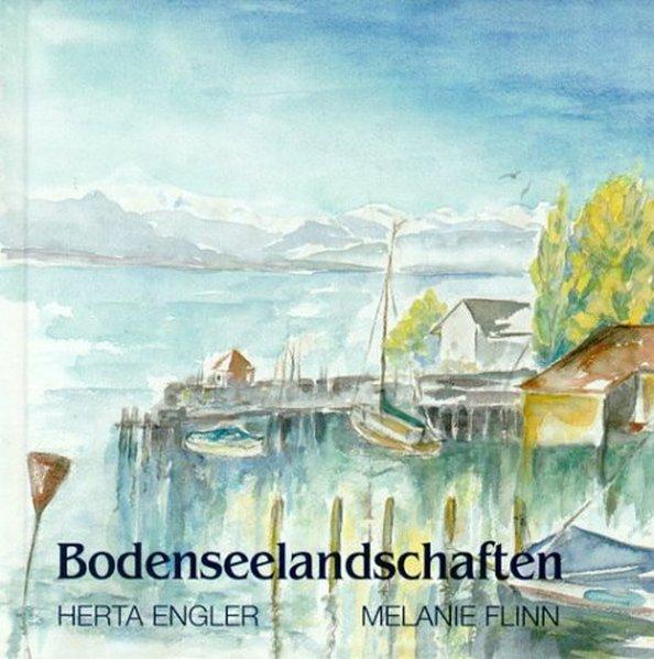 Bodenseelandschaften als Buch