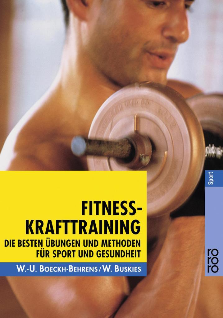 Fitness-Krafttraining als Taschenbuch