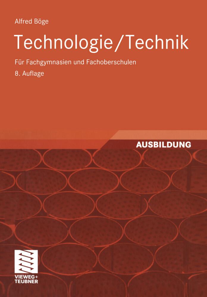 Technologie / Technik für Fachgymnasien und Fachoberschulen als Buch