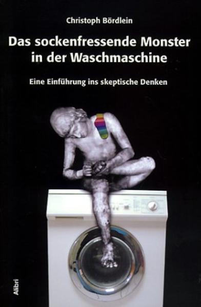 Das sockenfressende Monster in der Waschmaschine als Buch