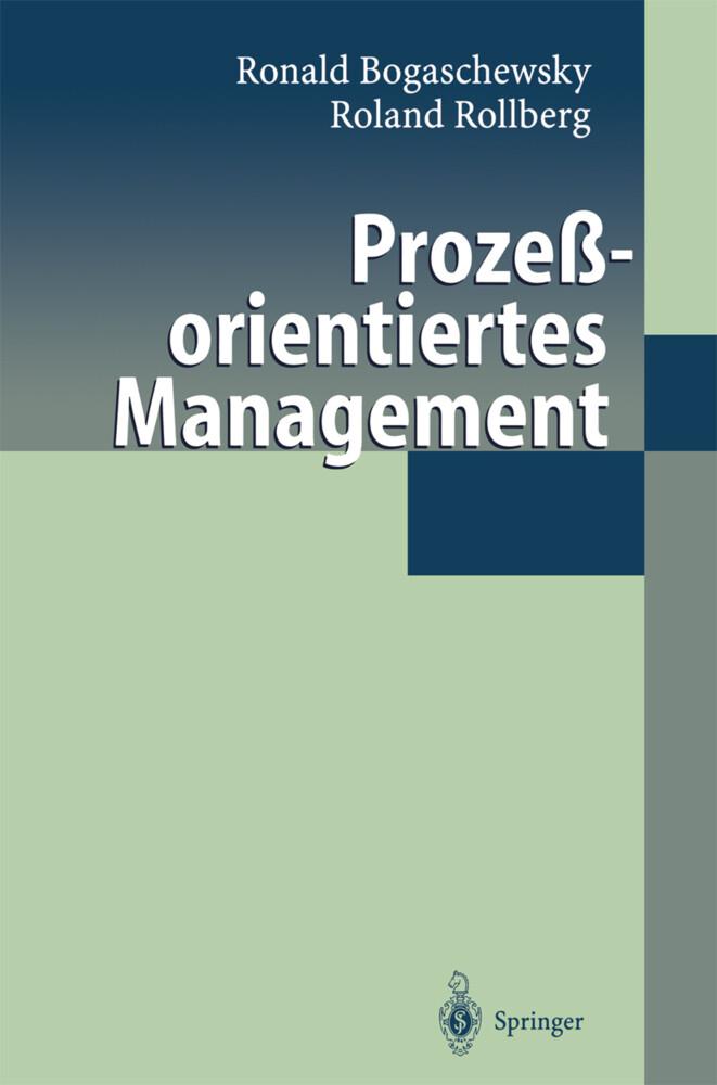 Prozeßorientiertes Management als Buch
