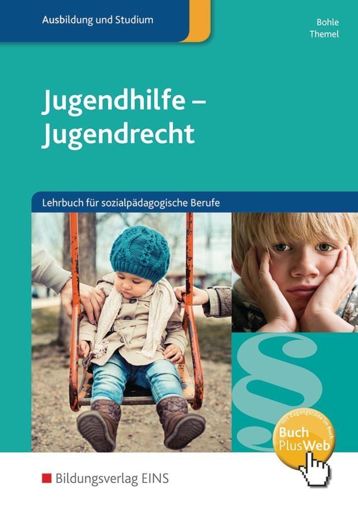 Jugendhilfe - Jugendrecht. Schülerband als Buch