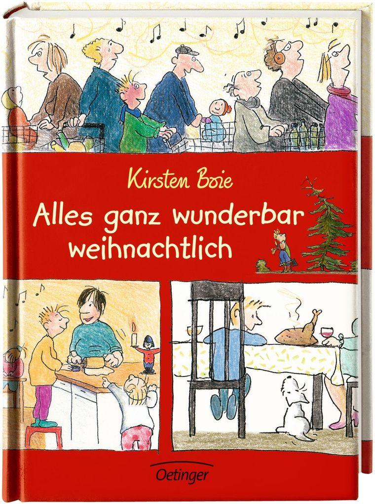 Alles ganz wunderbar weihnachtlich als Buch