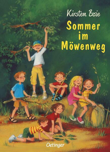 Sommer im Möwenweg als Buch