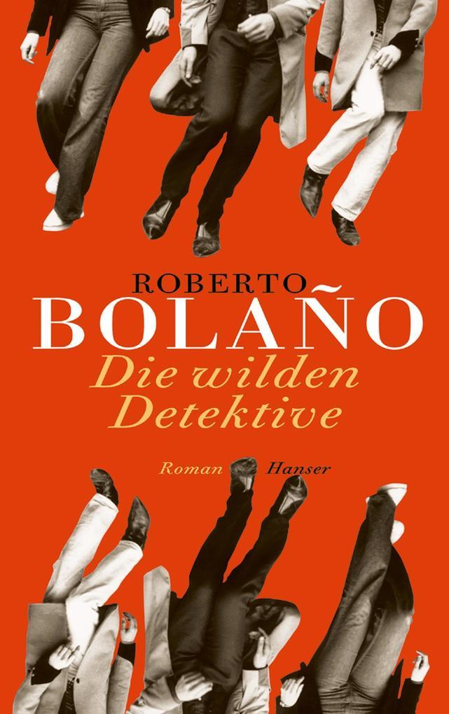 Die wilden Detektive als Buch