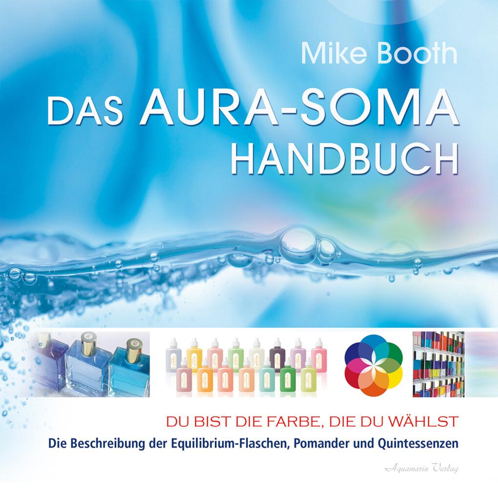Das Aura-Soma-Handbuch als Buch