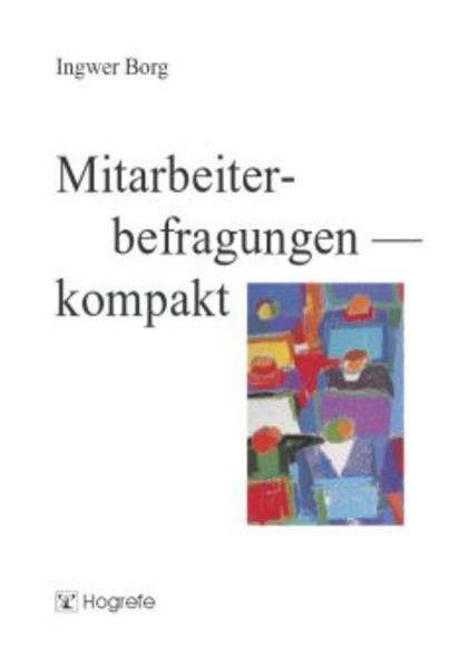 Mitarbeiterbefragungen - kompakt als Buch