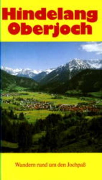 Hindelang / Oberjoch als Buch