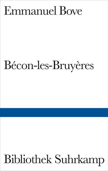 Bécon-les-Bruyères als Buch (gebunden)