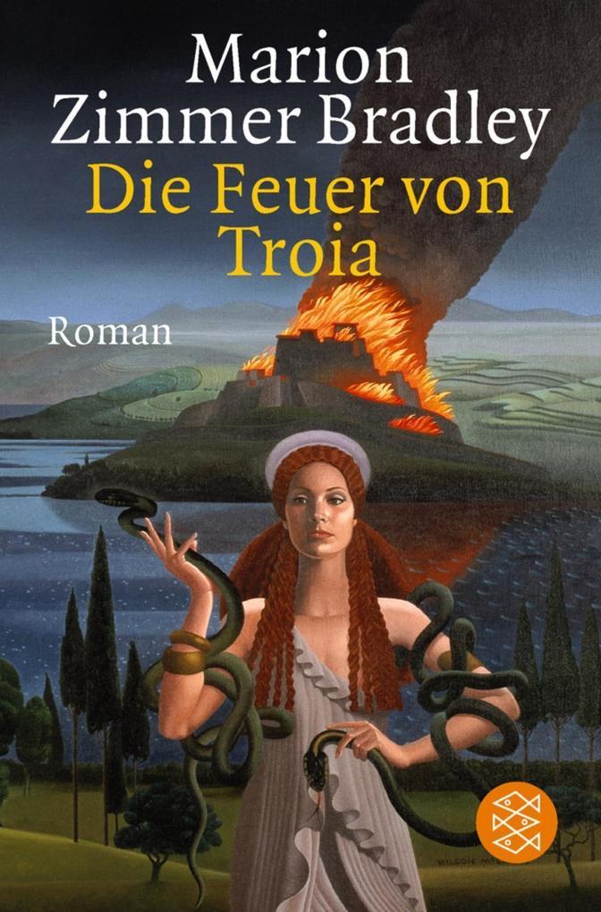 Die Feuer von Troia als Taschenbuch