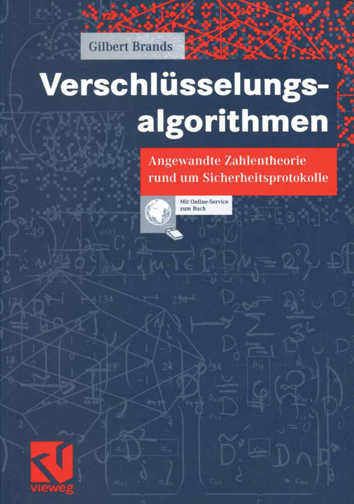 Verschlüsselungsalgorithmen als Buch