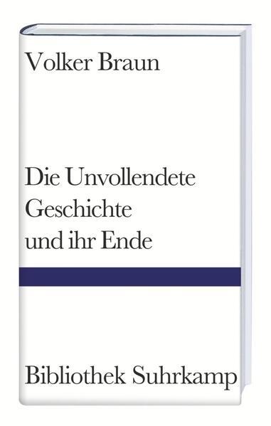 Unvollendete Geschichte und ihr Ende als Buch