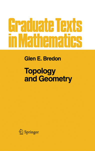 Topology and Geometry als Buch