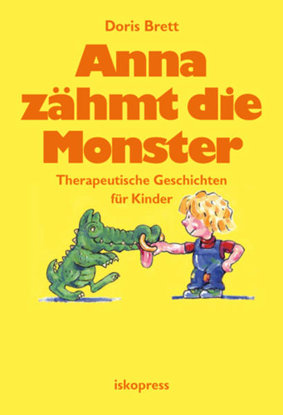 Anna zähmt die Monster als Buch