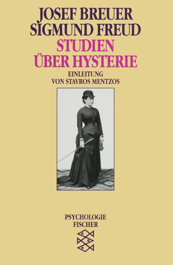 Studien über Hysterie als Taschenbuch