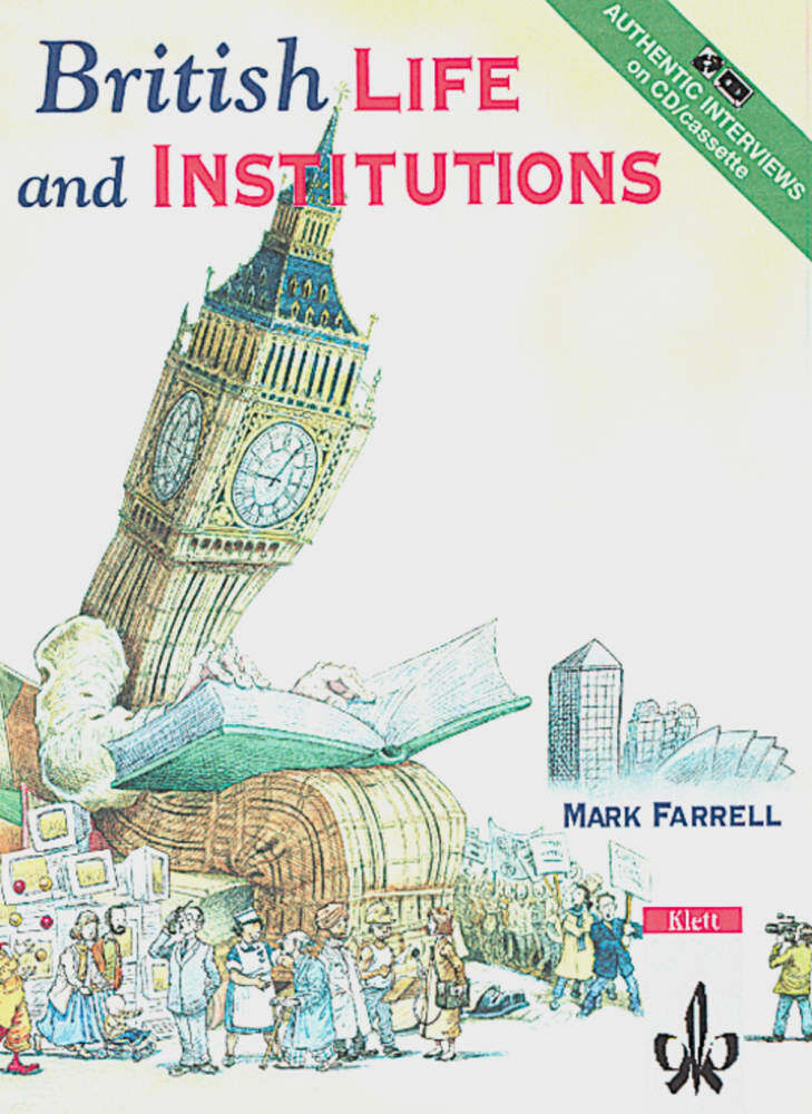 British Life and Institutions als Buch