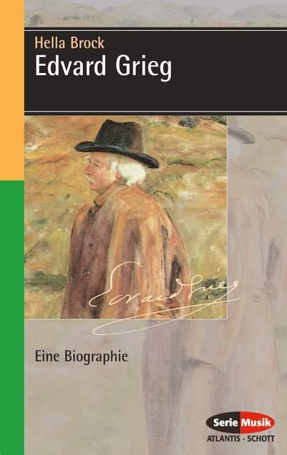 Edvard Grieg als Buch