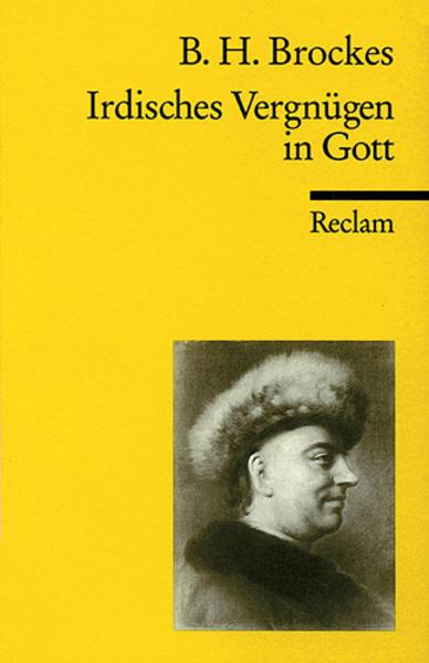 Irdisches Vergnügen in Gott als Taschenbuch