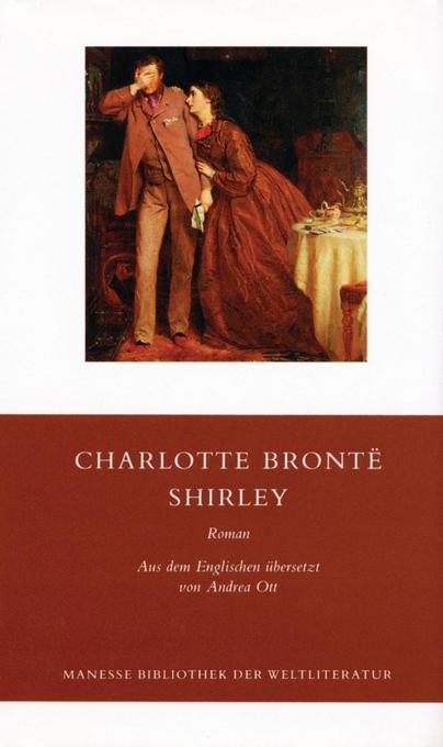 Shirley als Buch