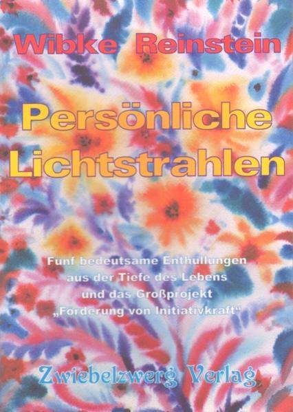 Persönliche Lichtstrahlen als Buch