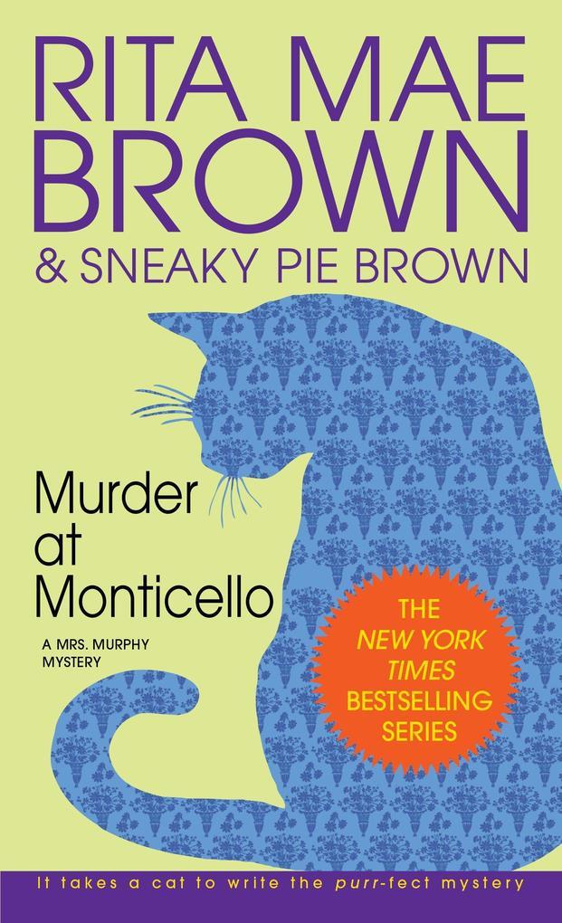 Murder at Monticello als Taschenbuch
