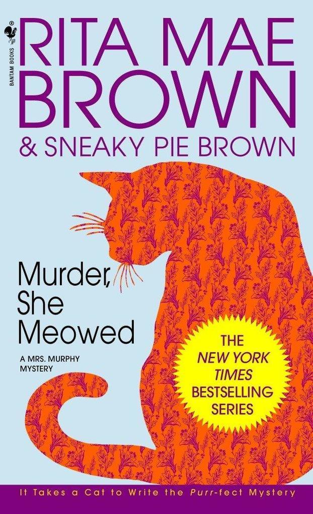 Murder, She Meowed als Taschenbuch
