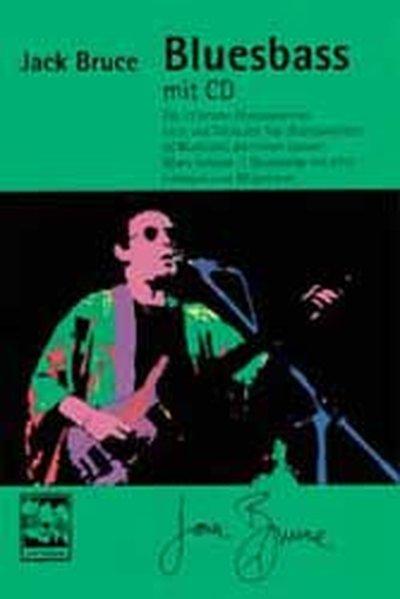 Bluesbass. Mit CD als Buch