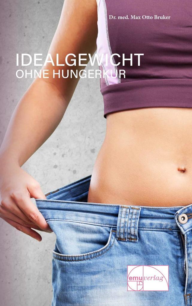 Idealgewicht ohne Hungerkur als Buch