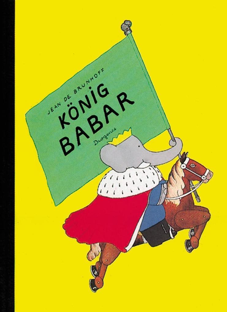 König Babar als Buch