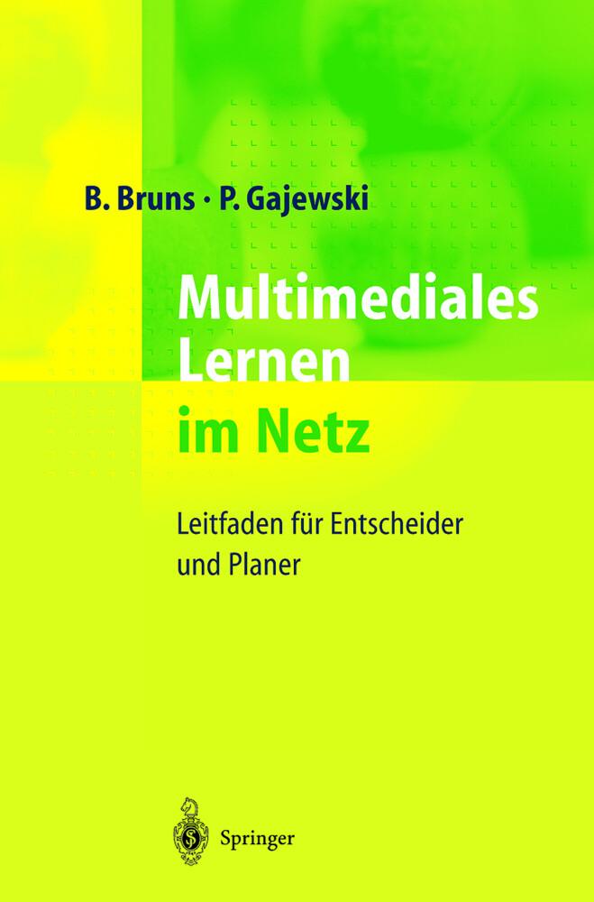 Multimediales Lernen im Netz als Buch