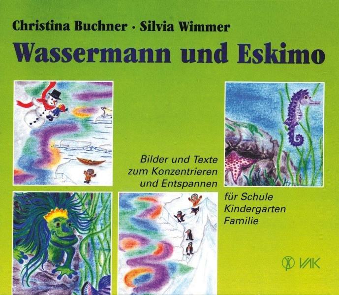 Wassermann und Eskimo als Buch