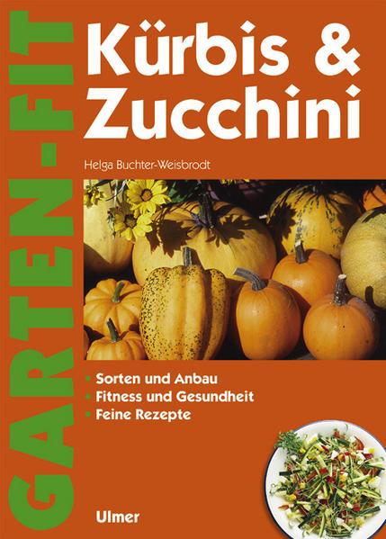 Kürbis und Zucchini als Buch