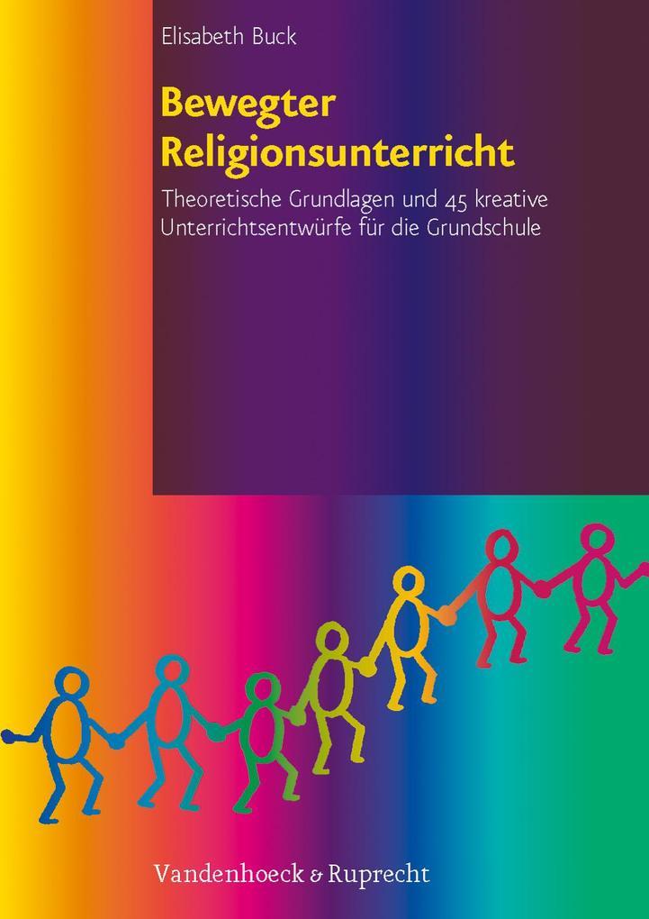 Bewegter Religionsunterricht als Buch
